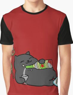 Behemoth the Cat Graphic T-Shirt