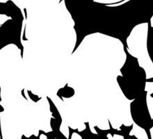 Joey Jordison's Mask Sticker