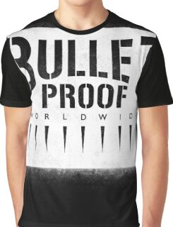 Bulletproof Worldwide Graphic T-Shirt