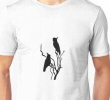 Wild Cockatoos Unisex T-Shirt