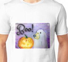 Pawprints Halloween  Unisex T-Shirt