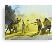 Color Run 5K Canvas Print