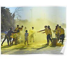 Color Run 5K Poster