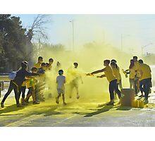 Color Run 5K Photographic Print