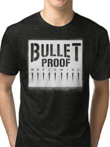 Bulletproof Worldwide Tri-blend T-Shirt
