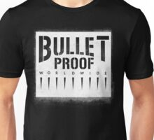Bulletproof Worldwide Unisex T-Shirt