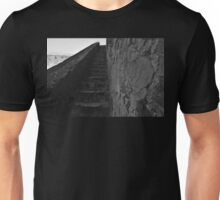 Medieval Castle Staircase in Castro Marim Unisex T-Shirt