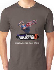 Make America Skate Again Unisex T-Shirt