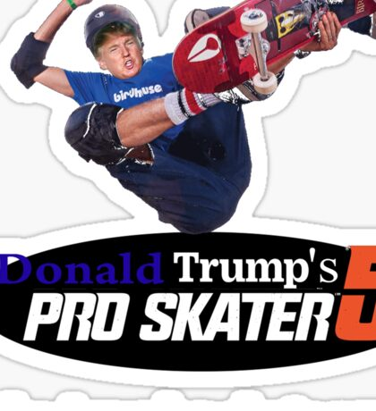 Make America Skate Again Sticker