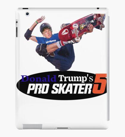 Make America Skate Again iPad Case/Skin