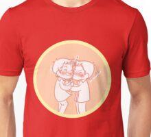 Dean/Castiel - Cheek Kiss 2 Unisex T-Shirt