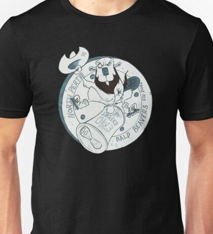 North Perth Bald Beavers Unisex T-Shirt