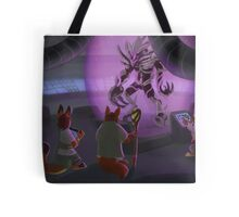 planned attack  Tote Bag