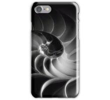 Nautilus Spiral in Intimate Light iPhone Case/Skin