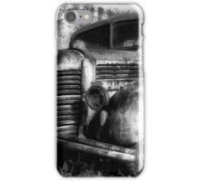 TAM Truck B/W iPhone Case/Skin