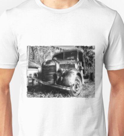 TAM Truck B/W Unisex T-Shirt