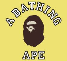 A Bathing Ape One Piece - Short Sleeve