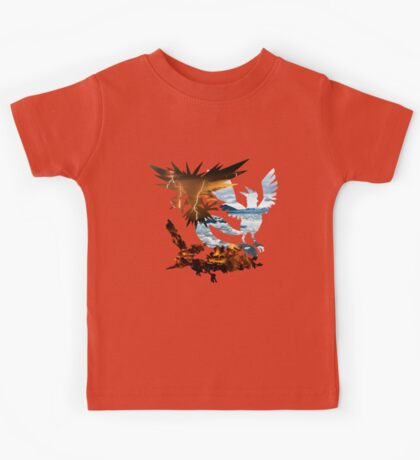 Legendary Birds Kids Tee