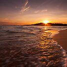 Sunset Walk by Matthew Jones
