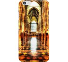 St Andrew's Cathedral  iPhone Case/Skin