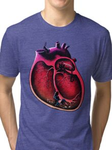 Alice In My Heart  Tri-blend T-Shirt
