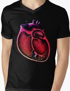 Alice In My Heart  Mens V-Neck T-Shirt