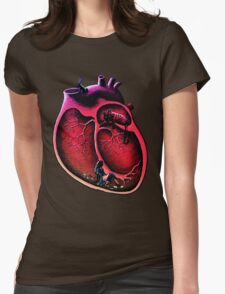 Alice In My Heart  Womens Fitted T-Shirt