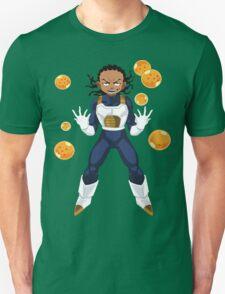 dragon ball|The Boondocks T-Shirt