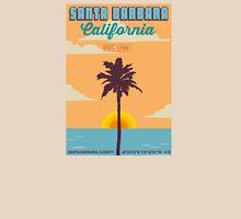 Santa Barbara - California. Unisex T-Shirt
