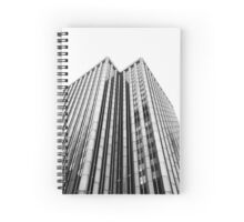 Towering Building  Spiral Notebook