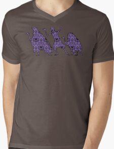999 Happy Haunts Mens V-Neck T-Shirt