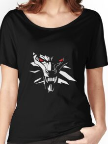 The Witcher Logo Women's Relaxed Fit T-Shirt