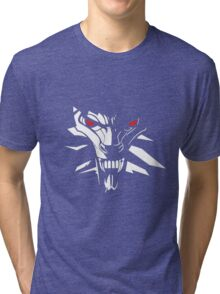 The Witcher Logo Tri-blend T-Shirt