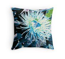 Flowering Gum Throw Pillow