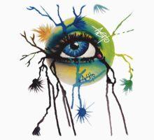 eye sphere II One Piece - Long Sleeve