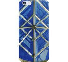 Blue Window iPhone Case/Skin