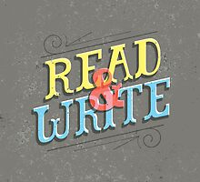Read & Write by Rachel Krueger