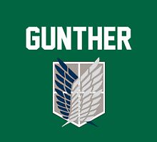 Attack On Titan - Gunther Unisex T-Shirt