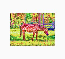 Horse in a paddock Unisex T-Shirt