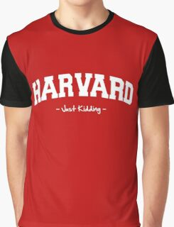 harvard Graphic T-Shirt