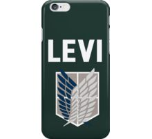 Attack On Titan - Levi Ackerman  iPhone Case/Skin