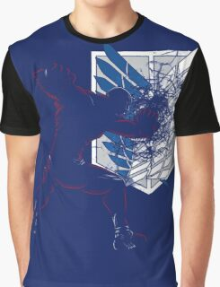 Attack on humanity Graphic T-Shirt