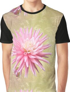 Pink Mum with Little Bud ~ for Mom Graphic T-Shirt