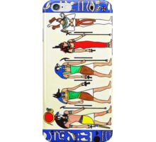 Ancient Egyptian Gods iPhone Case/Skin