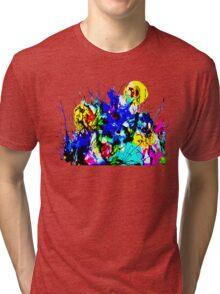 Spinifex Dreaming  Tri-blend T-Shirt