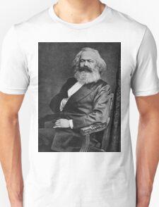 Karl Marx (best quality) Unisex T-Shirt