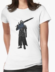 Artorias The Abysswalker  Womens Fitted T-Shirt