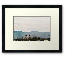 Indio (California) Framed Print