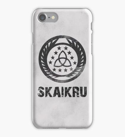 The 100 Skaikru Symbol iPhone Case/Skin
