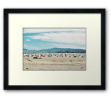 Coachella (California) Framed Print